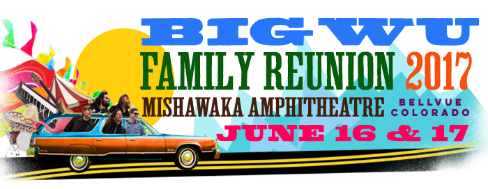 Big Wu Family Reunion