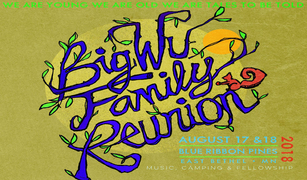 Big Wu Family Reunion